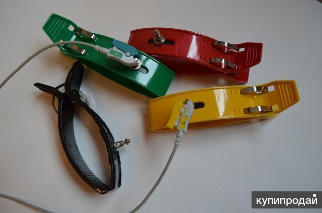 Электрод-прищепка многоразовый для ЭКГ