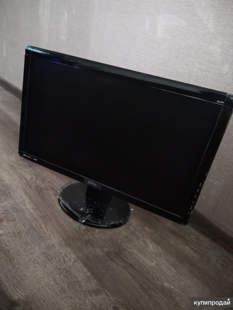 """Монитор benq GL2250 21.5"""", черный"""