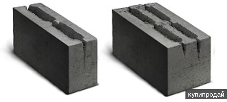Стеновые блоки, столбы для забора, газонная решетка