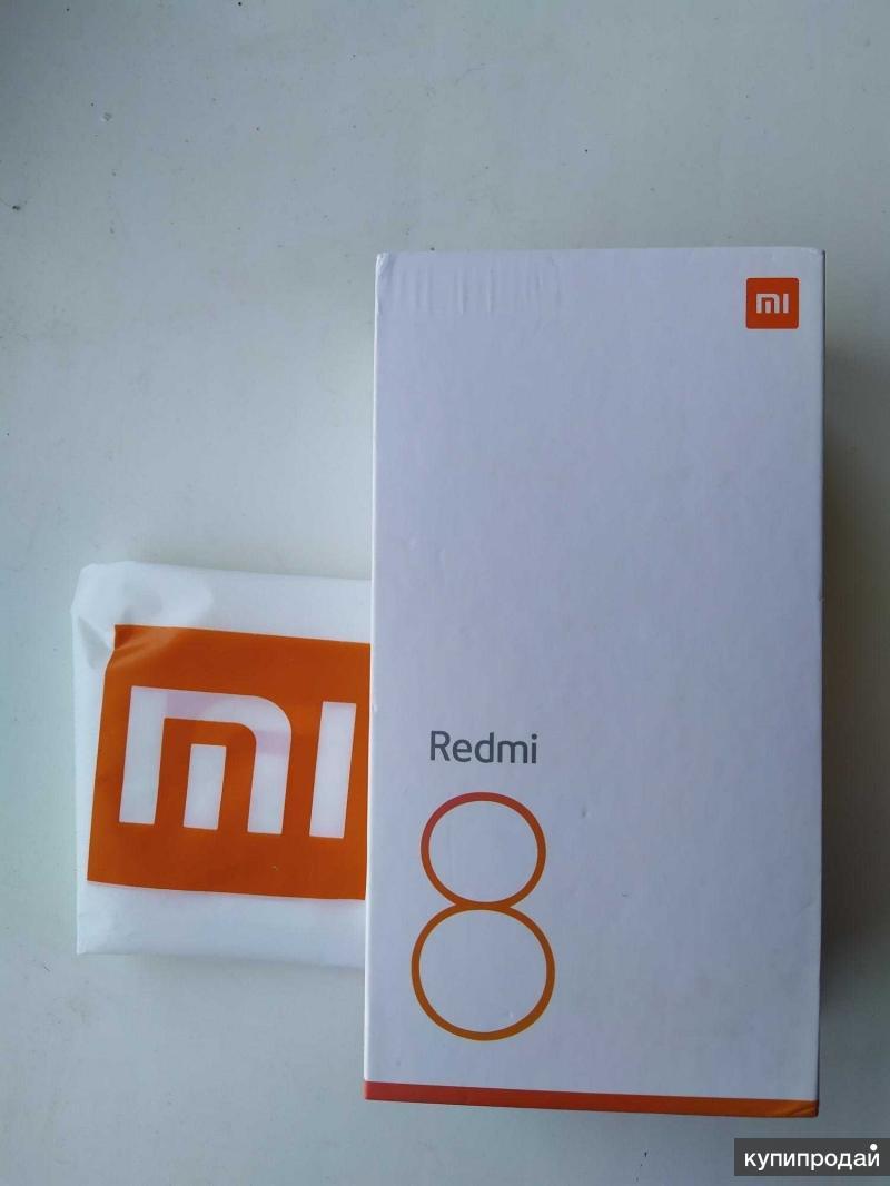 Смартфон Redmi 8 Xiaomi новый