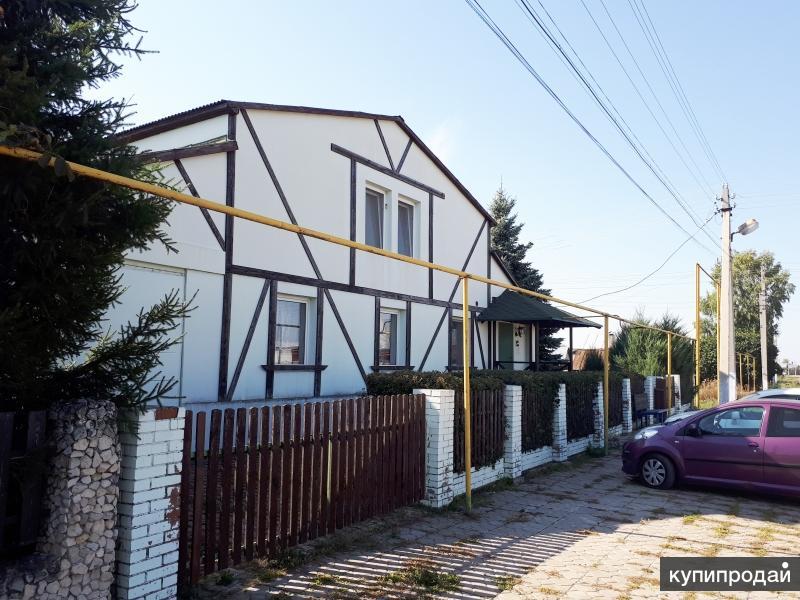 Коттедж 180 м2, с.Верхнее Санчелеево