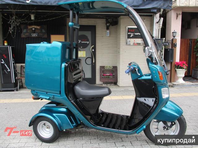 Скутер трайк Honda Gyro Canopy-2