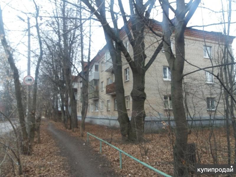 Продается 1-к квартира, 33 м2, 2/3 эт.Пушкино