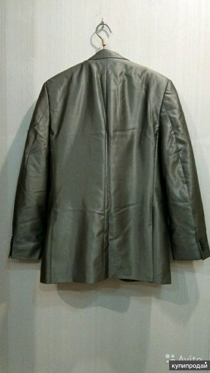 Костюм (пиджак/брюки) и рубашка