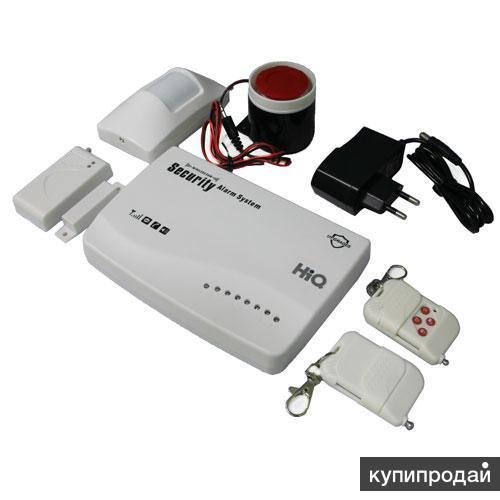 GSM сигнализация HIQ-GSM7-HS
