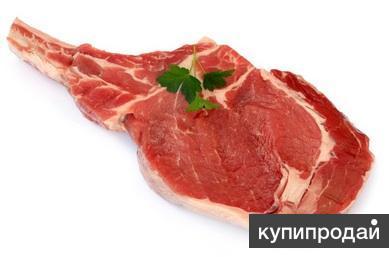 Мясо молодого северного оленя 1 категории