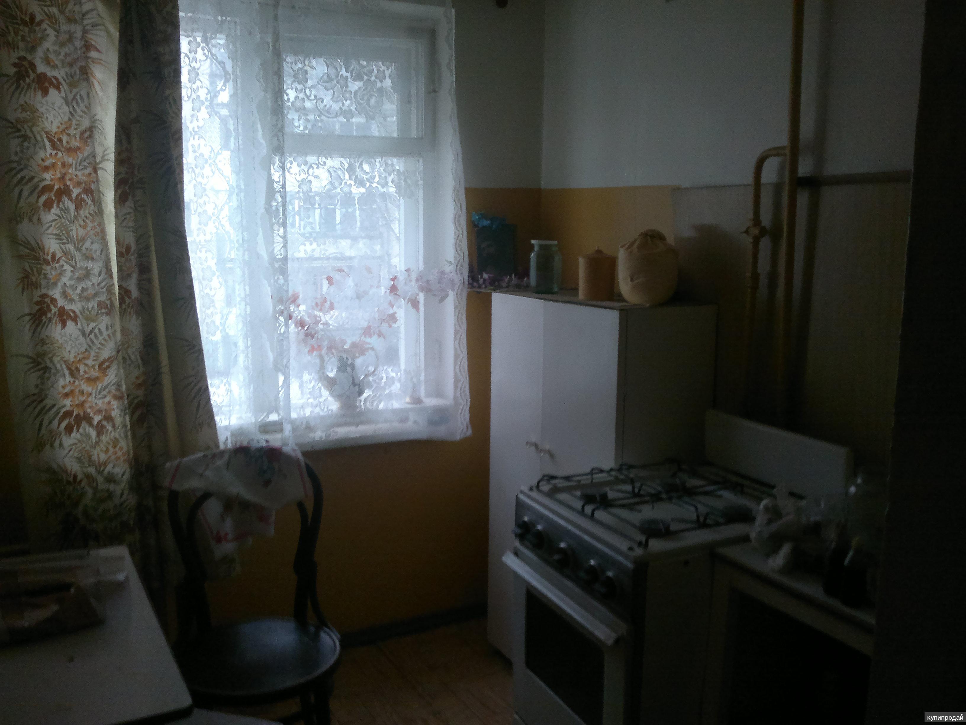 Продается двухкоматная квартира г. Переславль-Залесский