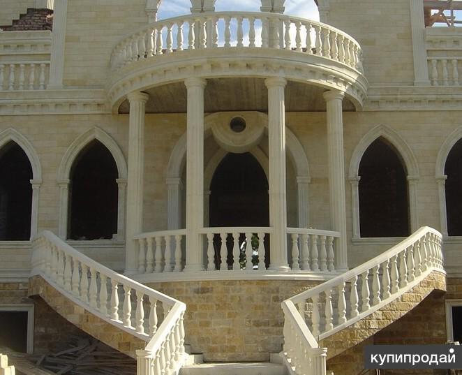 Дагестанский камень, облицовка фасадов, каменная плитка оптом.