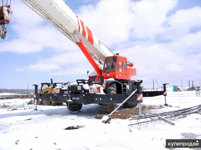 Кран Тадано 50 тонн.
