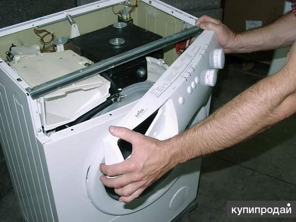 Ремонт стиральных машин. Вызов бесплатно.