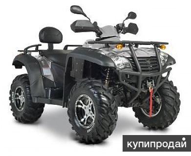 Квадроцикл СFMОTО Х6 EFI