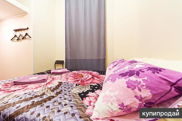 Новый мини отель сдает уютные номера с джакузи в центре Питера