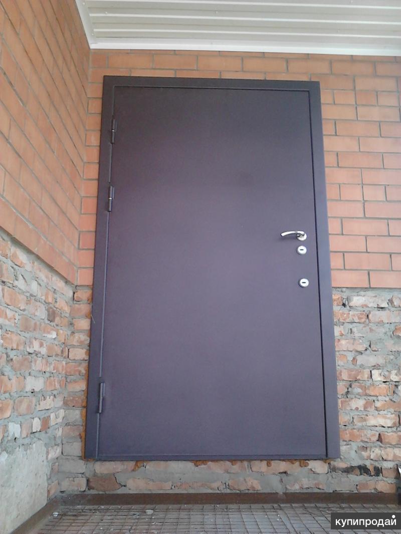 стальные двери в квартиру шумоизоляция