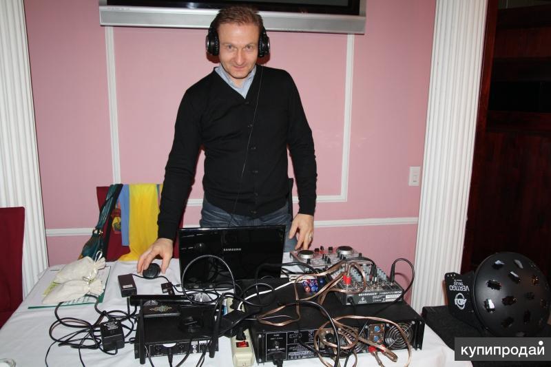 Профессиональный DJ (диджей)  на Ваш праздник
