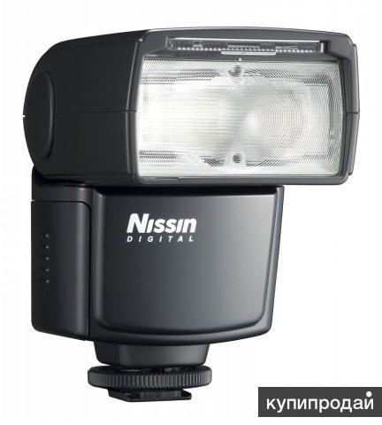 Продам вспышку Nissin Di466 для камер Canon E-TTL II