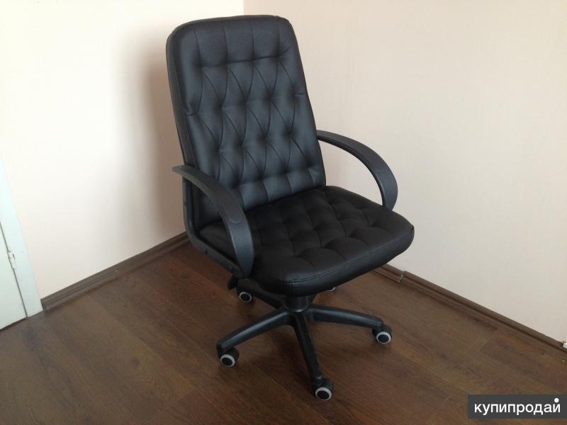 Офисные кресла новые от производителя