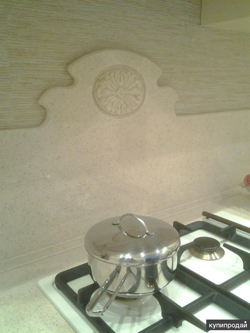 Столешницы и мойки-искусственный камень в Пензе.