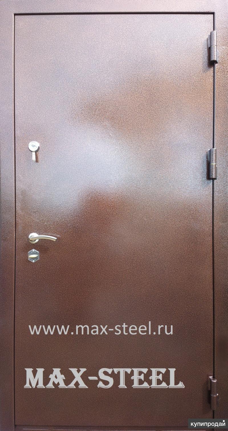 Стальные двери.