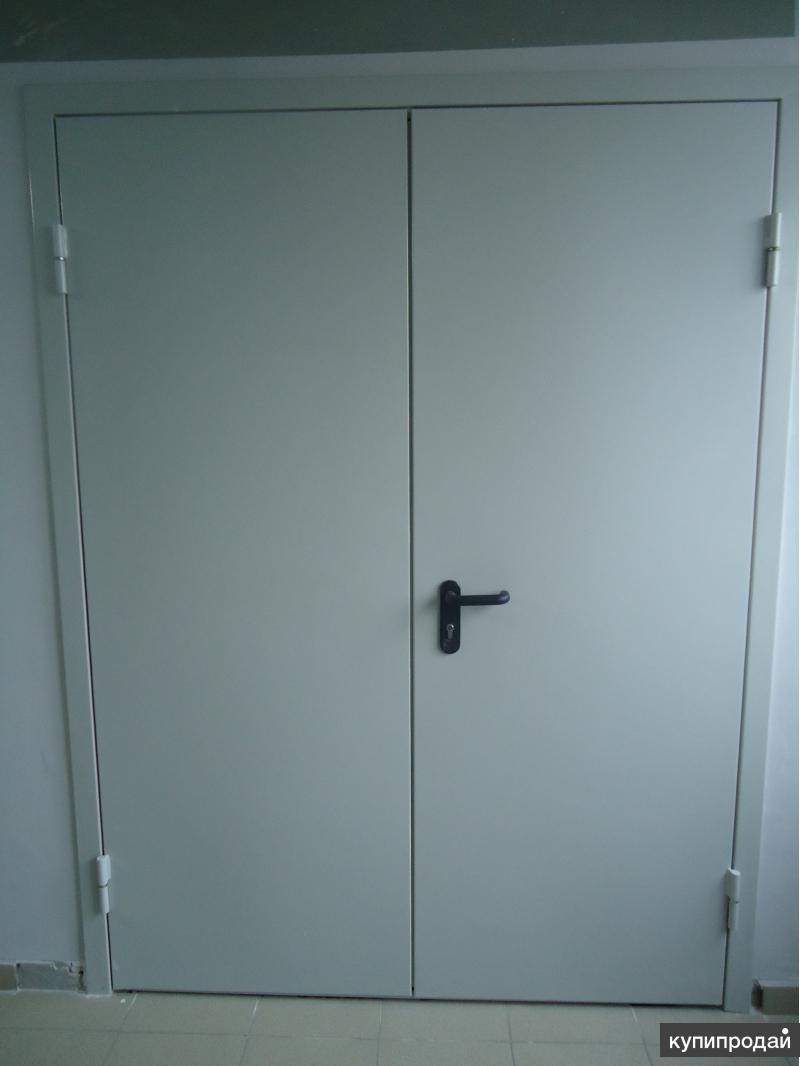 двери противопожарные металлические оптом