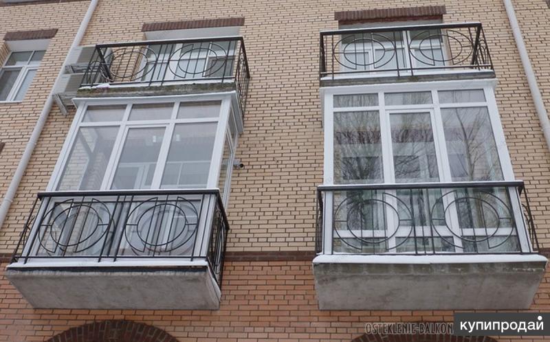 Остекление балконов в спб фото.