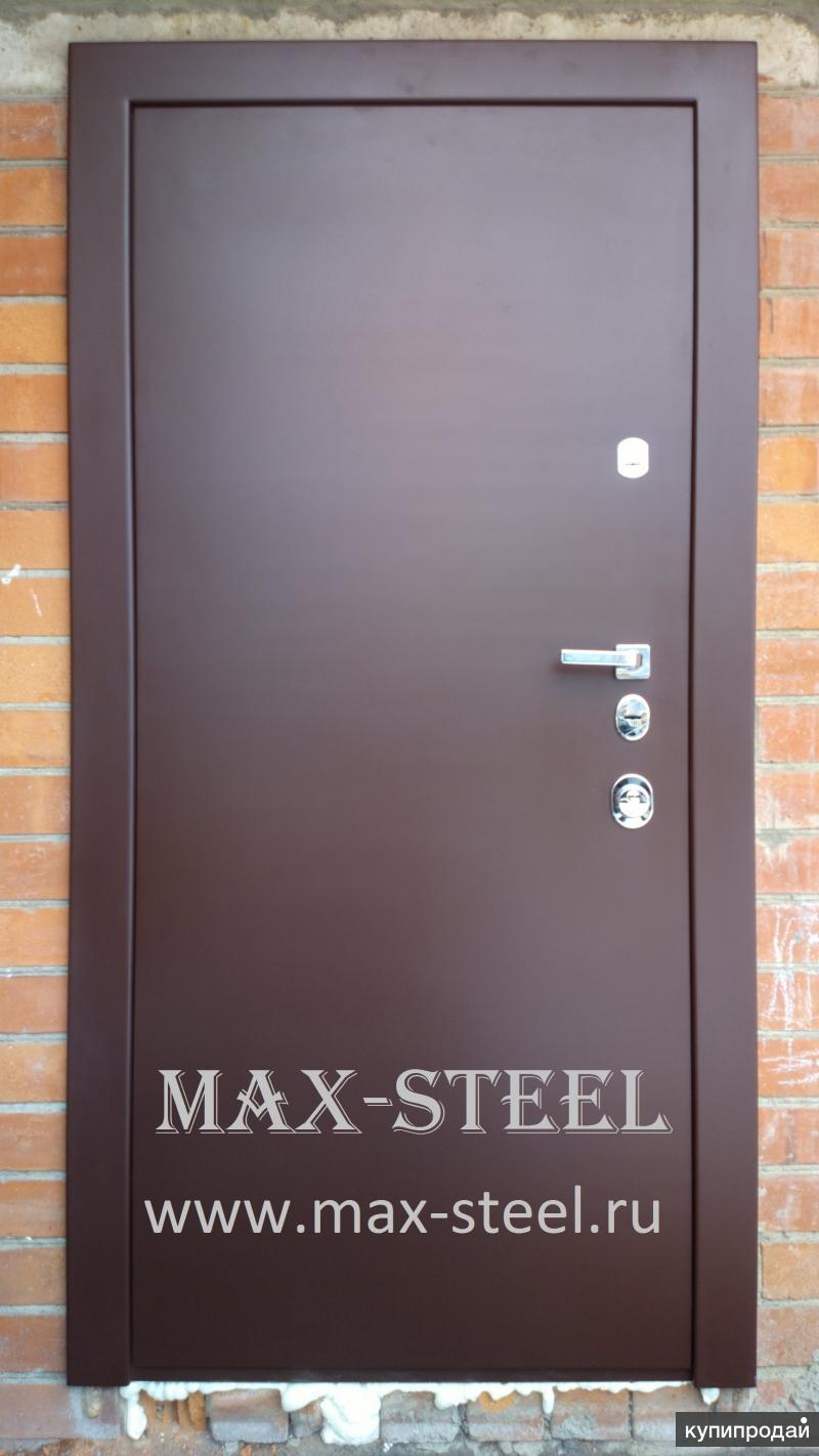 металлические двери компании сталь