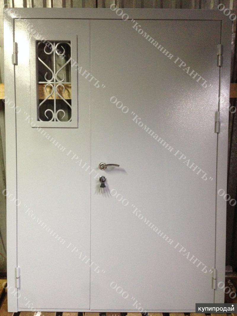 металлические двери на заказ от производителей