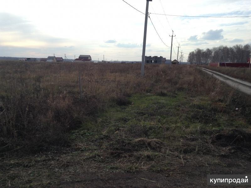 Продам земельный участок в Ребровке