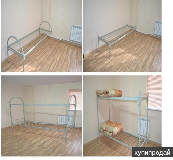 Металлическая кровать с бесплатной доставкой