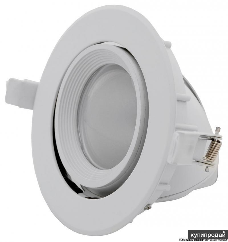 Светодиодный светильник точечный TRD10-32