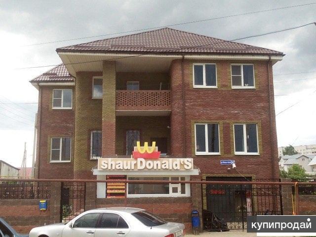 Современный 3-х уровневый дом на участке 6 соток