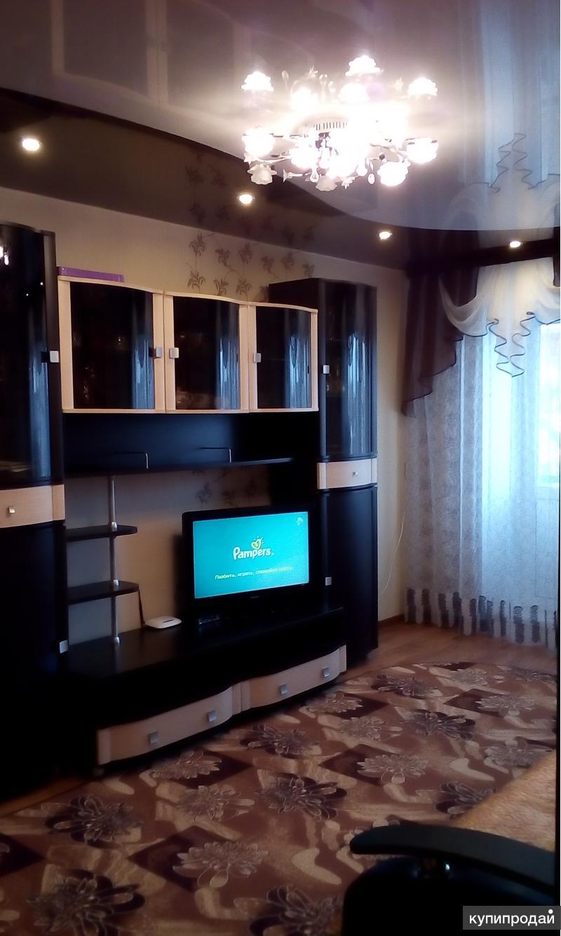 Продам3-ех комнатную квартиру