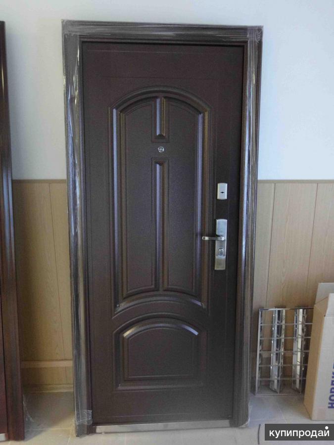 Купить металлическую входную дверь в сочи