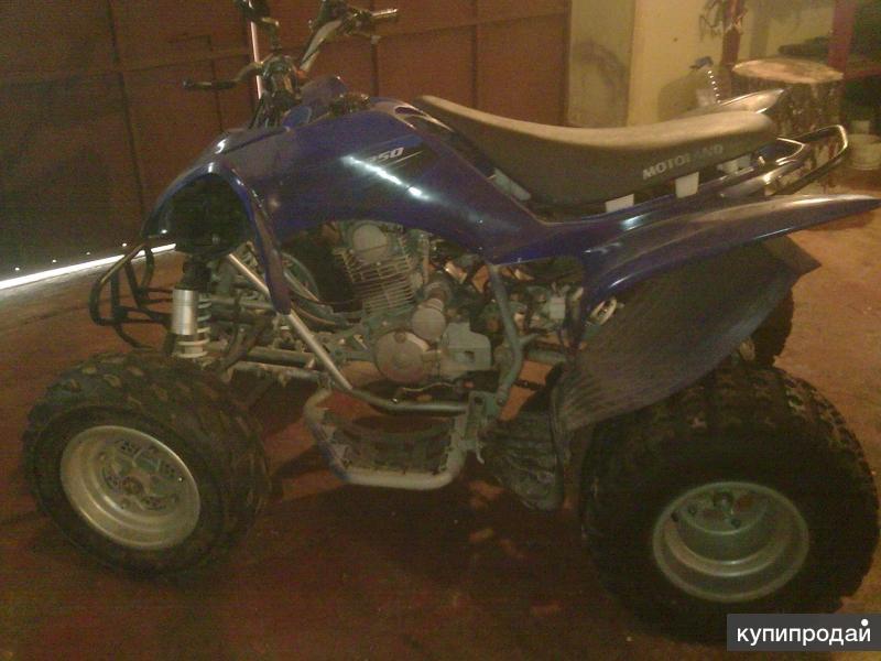 "Квадроцикл ""мото-ленд""250"