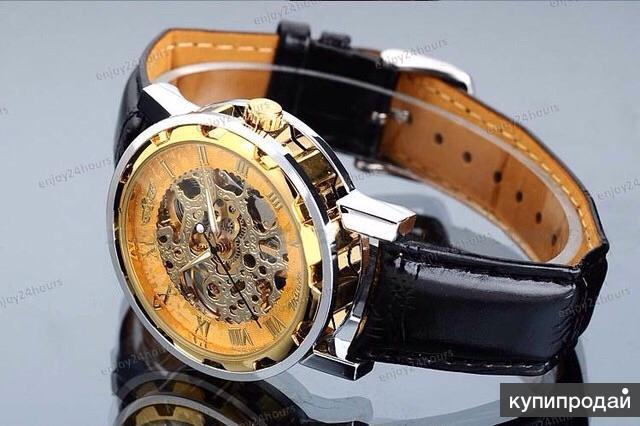 как куда мужские часы skeleton winner хотите преподнести подарок