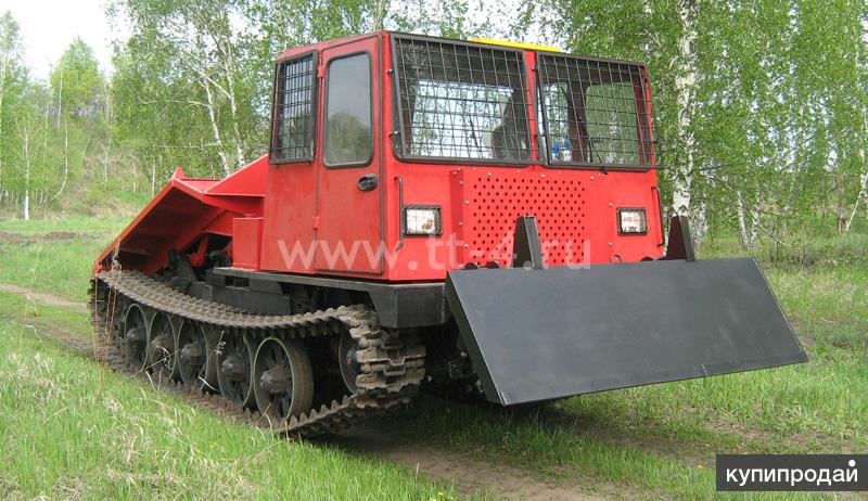 производим трактора трелевочные