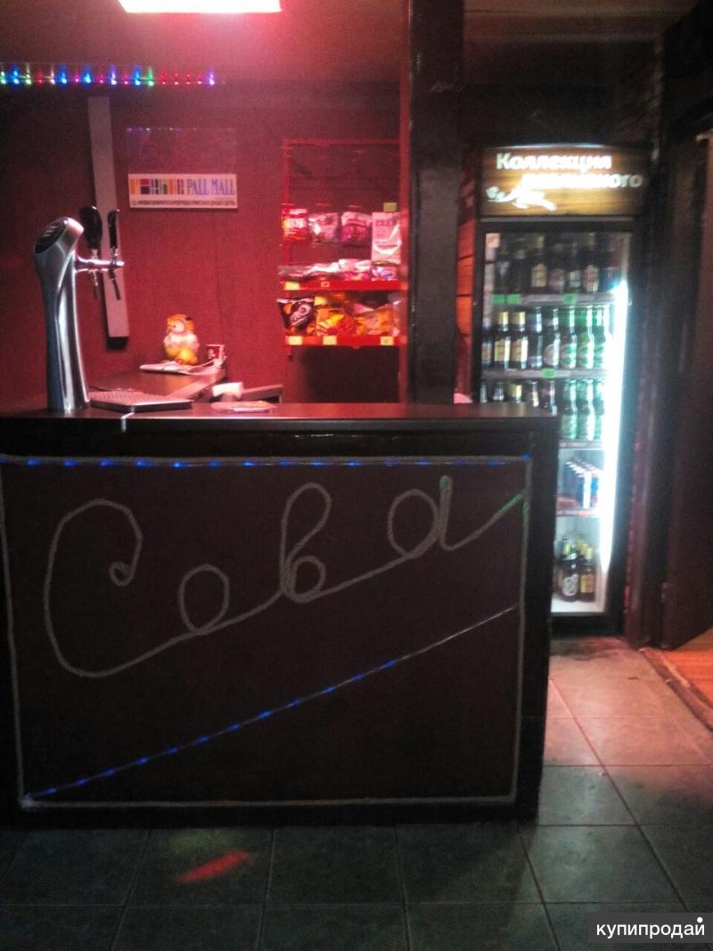 Продается  кафе-бар