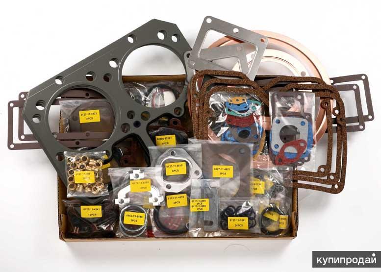 Комплекты прокладок для двигателей (КИТ наборы)