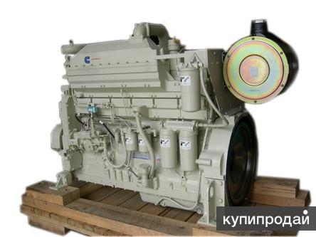 Двигатели Cummins после капитального ремонта