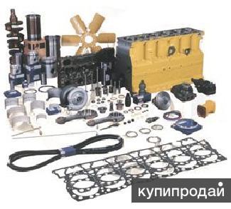 Запасные части для двигателей ДГУ