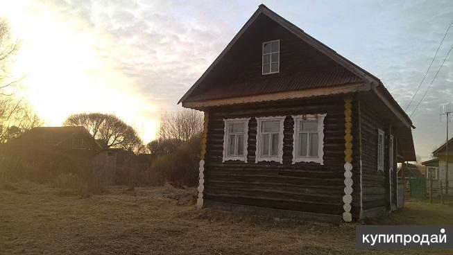 Жилой дом и земельный участок в деревне Мстинский Мост улица Железнодорожная