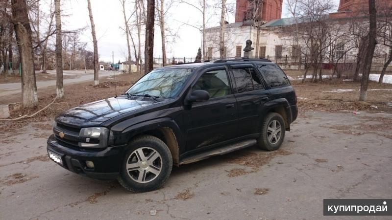 Продаю Chevrolet TrailBlazer 2007