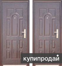 Входная металлическая дверь от производителя. Доставка бесплатная