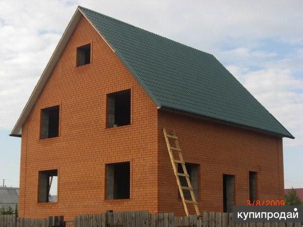 Строительство малоэтажных домов и пристроив
