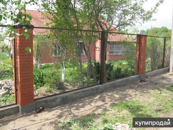 Секции заборные. Доставка бесплатная по всей России