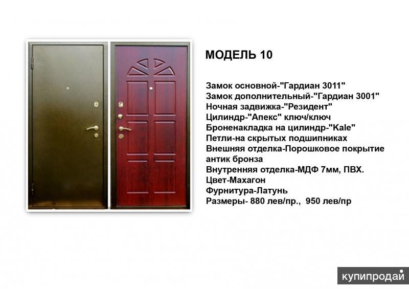 входный дорогие двери