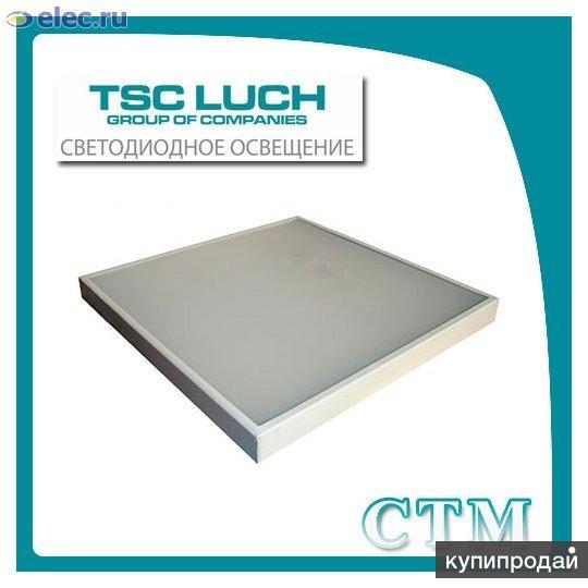 Светодиодный светильник офисный DSO1-1 CTM