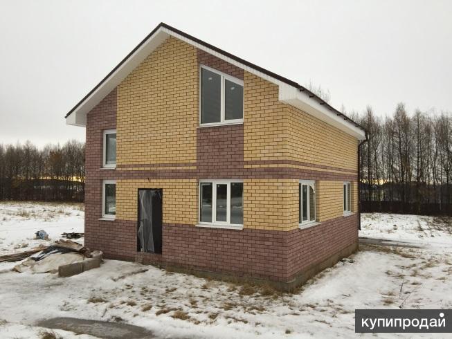 Новый дом в деревне Шумилово