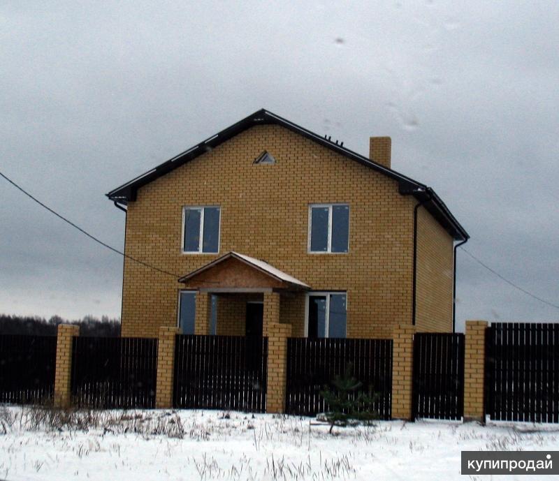 Дом 160 м2 с баней на участке 20 сот. в Афанасьево