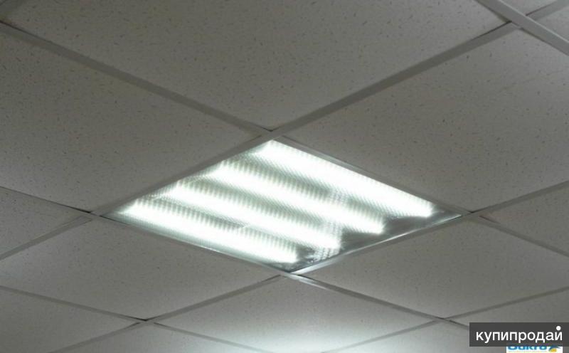 Офисный светодиодный светильник DSO1-4 СТМ (стандарт)
