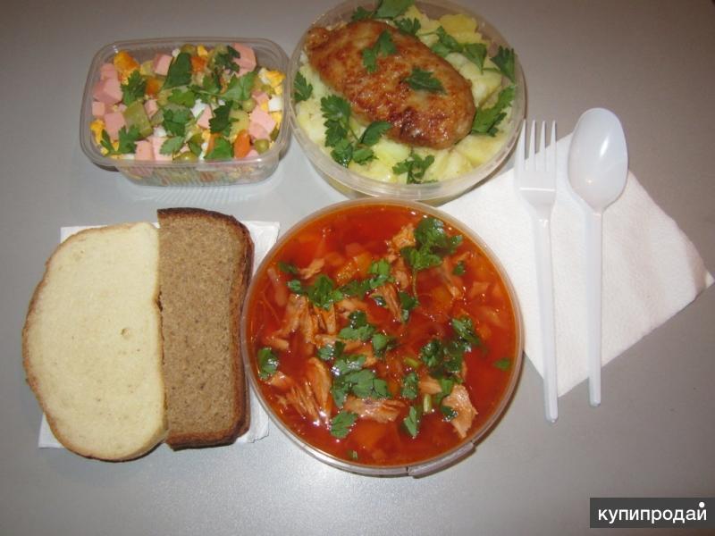 Доставка обедов диетические блюда